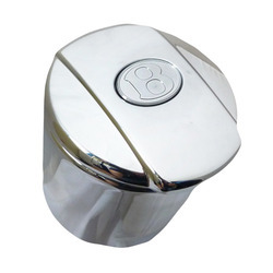Silver Chrome Ashtray
