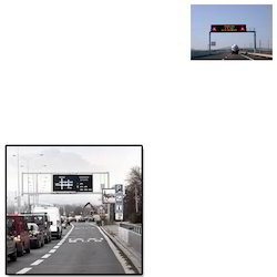 VMS Displays For Traffic