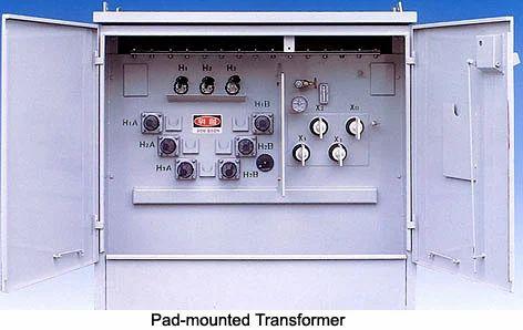 Pad Mounted Transformer