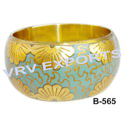 New Brass Bangle