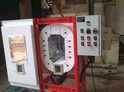 Infrared Paint Curing Ovens - for Light Objects