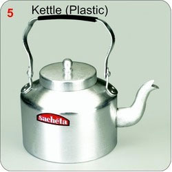 Aluminium Kettle with Handle