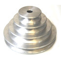 Step Groove Pulley