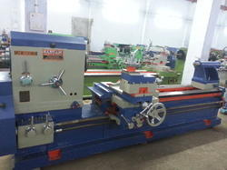 V Belt Driven Lathe Machine