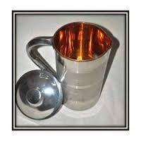 Magnetic Copper Jug Code No:394