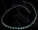 Emerald Tennis Necklace