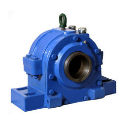 Stainless Steel Color Coated Plummer Block Housing, Packaging Type: Box