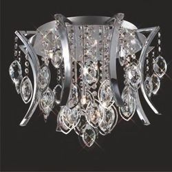 Mios Ceiling 12 Light Polished Chrome/Crystal