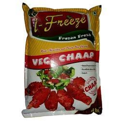 Frozen Veg Chap Packaging Pouch
