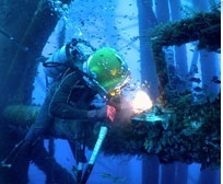 Underwater Cutting And Welding Service