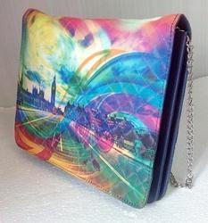 Ladies Printed Purse