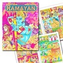 季节ramayan故事书