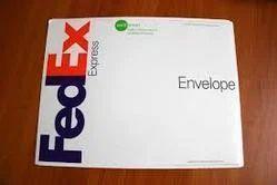 Confidential Mailing Envelope