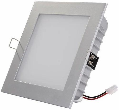 Square shaped led lights