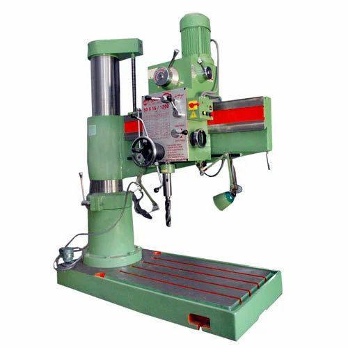 Drilling Machine - Heavy Duty Radial Drill Machine