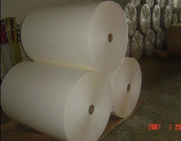 OSD Plain Laminate Paper Coating Roll, GSM: 80 - 120 GSM