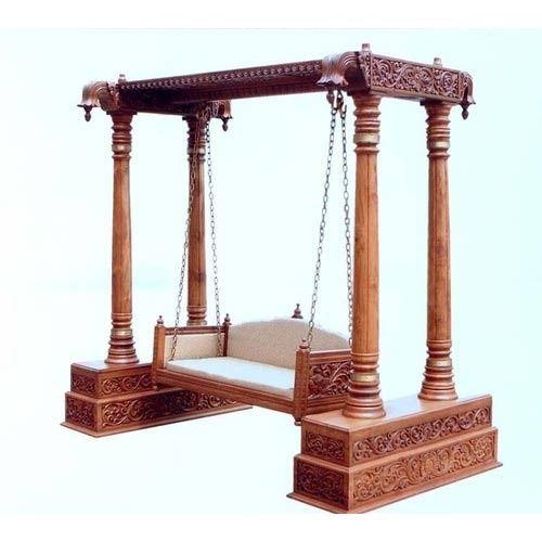 Traditional Style Wooden Jhoola - Micro Art Furniture, Bengaluru   ID: 4257397012