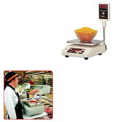 Retail Scales for Bakery Shop