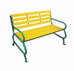 Handle Garden Bench