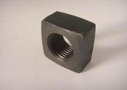 SS Industrial Square Nut, Size: M4 to M16