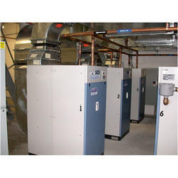 Compressor Room Ventilation System