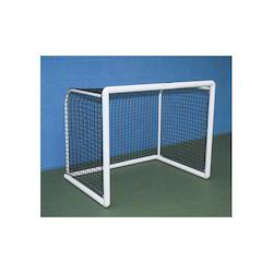 Delux White Football Posts, For Sports