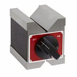 Magnetic V Block Calibration Services
