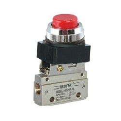 2 Position and 3 Ports Mechanical Valve