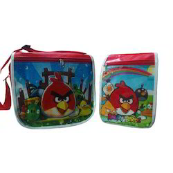 Angry Bird Kit Bag