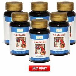Herbal Cholesterol Controller Capsules