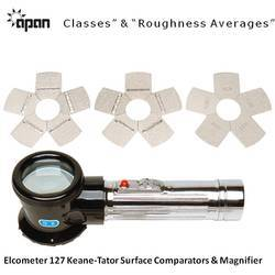 Keane Tator Surface Comparators and Magnifier