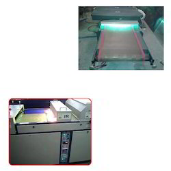 UV Curing Machine For Offset Attachment