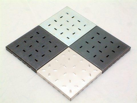Mild Steel Floor Tiles