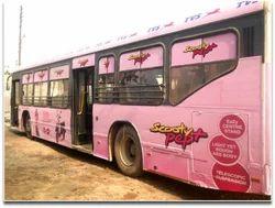 Allahabad Bus Advertising - Allahabad Bus Branding