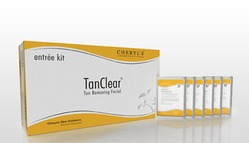 Tan Clear Removing Facial Kit
