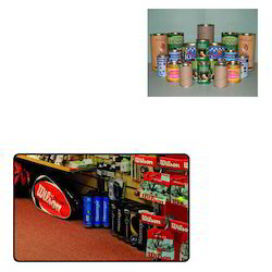 Storage Canisters for Shops