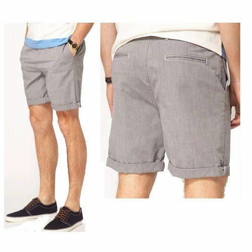 Men's Short - Men's Casual Short Exporter from Kutch