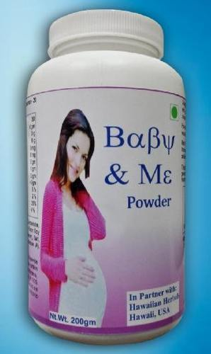 Baby And Me Powder