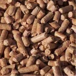 Wood Sawdust Briquette
