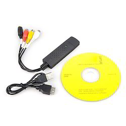 USB 2.0 Video Grabber with Audio TV & Capture Solutions