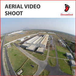Aerial Video Shoots Industrial Service