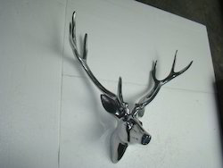Metal Wall Deer Head
