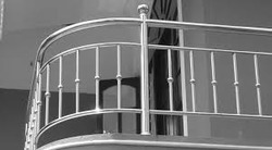 Stainless Steel Balcony Hand Railing