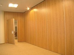 Wood Acoustic Partition