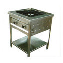 Commercial Single Burner Cooking Range