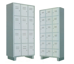 industrial locker cabinet, industrial steel furniture - m. m.