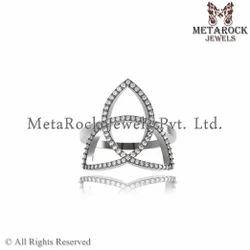 Marquise Design Diamond Ring