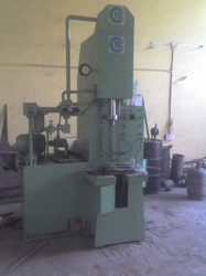 Hydraulic Broaching Machine