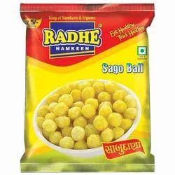 Sago Ball Namkeen