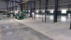 Concrete Floor Polishing Services
